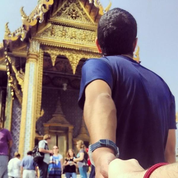 #followmeto Grand Palace